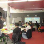 日本通運さんの社内研修で「つながりワークショップ」