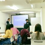 3rdClassの授業で講演