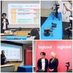 ロジクール 4K画質のビデオ会議用カメラ「Logicool Rally PTZ Camera」記者発表会で登壇
